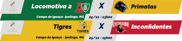TPFA - Copa Ouro - 2018-11-25 - Jogos