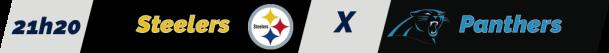 TPFA - NFL - 2018-11-08 - Semana 10 - Thursday Night Football - Steelers x Panthers
