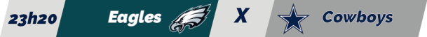 TPFA - NFL - 2018-11-11 - Semana 10 - Sunday Night Football - Eagles x Cowboys