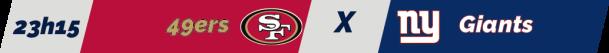 TPFA - NFL - 2018-11-12 - Semana 10 - Monday Night Football - 49ers x Giants