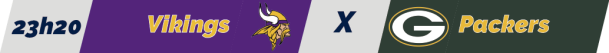 TPFA - NFL - 2018-11-25 - Semana 12 - Sunday Night Football - Vikings x Packers