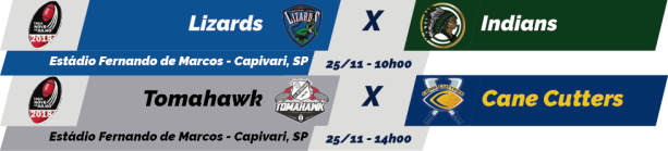 TPFA - Taça 9 de Julho - 2018-11-25 - Semifinal - Jogos