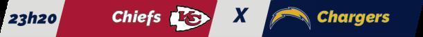 TPFA - NFL - 2018-12-13 - Semana 15 - Thursday Night Football - Chiefs x Chargers
