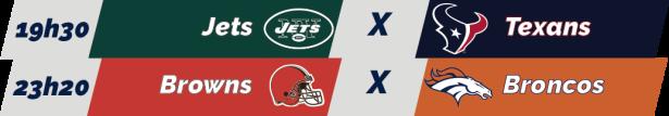 TPFA - NFL - 2018-12-15 - Semana 15 - Jogos Sábado