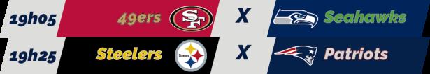 TPFA - NFL - 2018-12-16 - Semana 15 - Jogos 19h