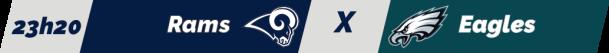 TPFA - NFL - 2018-12-16 - Semana 15 - Sunday Night Football - Rams x Eagles