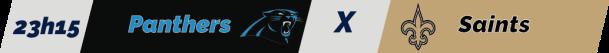 TPFA - NFL - 2018-12-17 - Semana 15 - Monday Night Football - Panthers x Saints