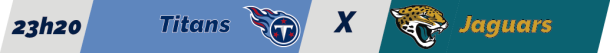TPFA - NFL - 2018-12-06 - Semana 14 - Thursday Night Football - Titans x Jaguars
