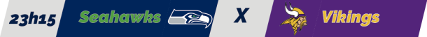 TPFA - NFL - 2018-12-10 - Semana 14 - Monday Night Football - Seahawks x Vikings