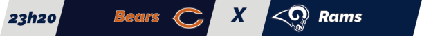 TPFA - NFL - 2018-12-09 - Semana 14 - Sunday Night Football - Bears x Rams