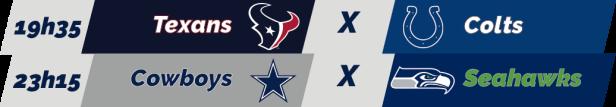 TPFA - NFL - 2019-01-05 - Wild Card - Jogos