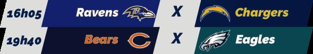 TPFA - NFL - 2019-01-06 - Wild Card - Jogos